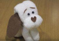 Как сделать собаку из полотенца своими руками: пошаговая инструкция (с фото)